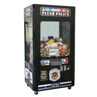 Police Crane / Claw Machine