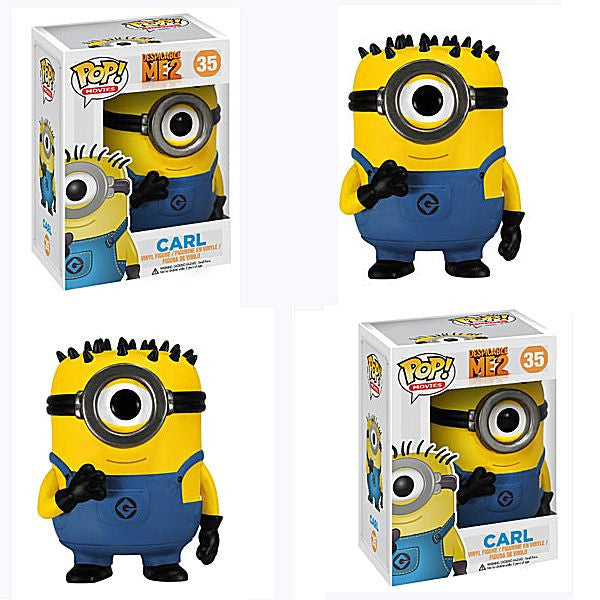 Pop! Despicable Me - Carl prize kit