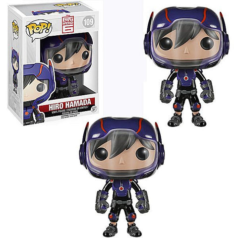 Pop! Big Hero 6 - Hiro Hamada prize kit