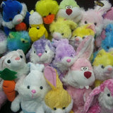 Premium Jumbo Easter Plush Mix