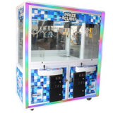 Prize Cube two player crane machine