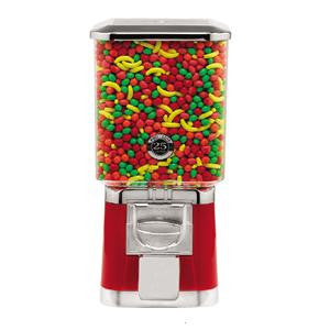 Titan Square table top gumball machine