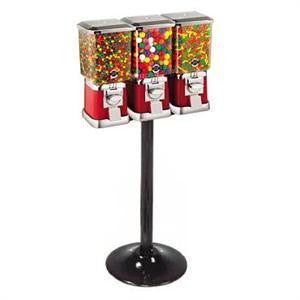 Titan Square 3 head gumball machine