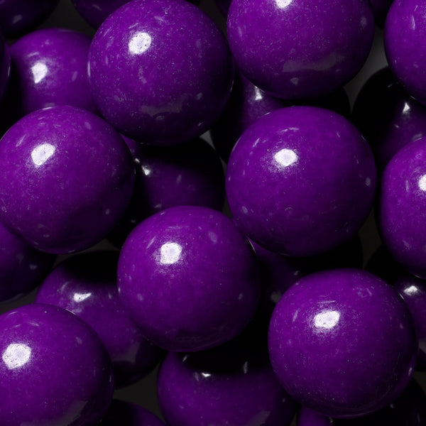 Purple Gumballs 2 Pounds