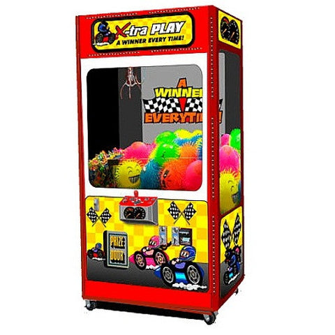 Racer Crane/ Claw Machine