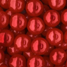 Red Hots Jaw Breakers with Gum Center: 1650-Piece Case