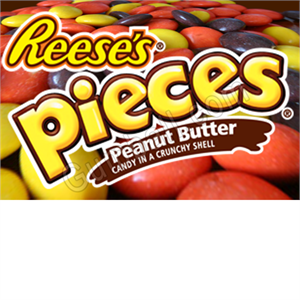 Reeses Pieces Spree Vending Label