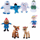 Rudolph Reindeer Medium Plush Mix - 48 ct