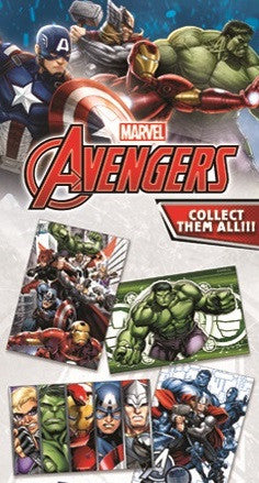 Marvel Avengers Stickers #3