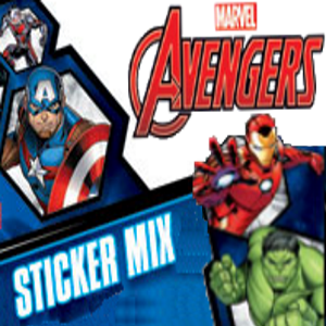 Marvel Avengers Stickers #4