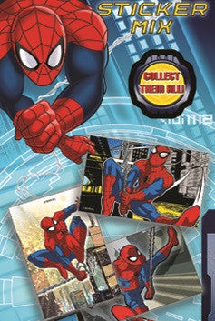 Spiderman Stickers Series #4