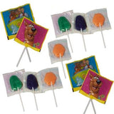 Scooby-Doo Fun Pops 40 ct Tub