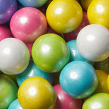 Shimmer Spring Mix Gumballs 2 Pounds