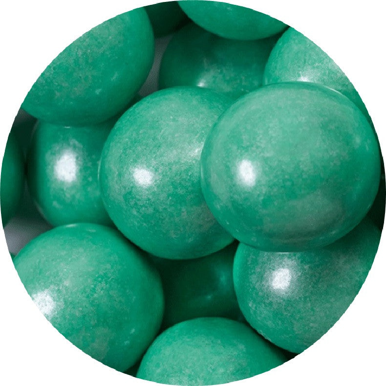 Shimmer Turquoise Gumballs (2 lbs)