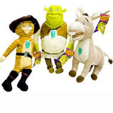 Shrek Jumbo Plush Mix - 24 ct