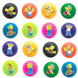Simpsons Vinyl 5-inch Crane Machine Balls