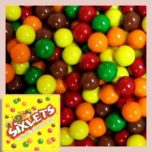 Sixlets Chocolate Coated Bulk Candy