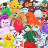 Small size generic plush toys 180 ct.
