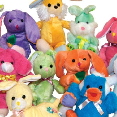 Easter Non-Licensed Plush Mix - 180 ct