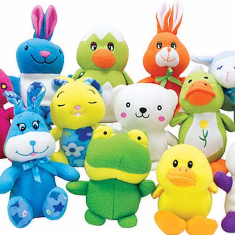 Springtime Non-Licensed Plush Mix - 144 ct