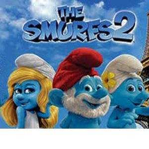 Smurf 2 Movie Plush Mix - 144 Pieces