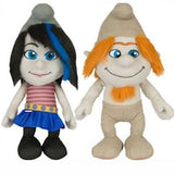 Smurfs 2 Feature Characters Jumbo Plush Mix - 48 ct