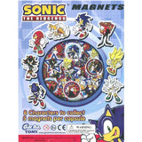 Sonic Hedgehog Magnets