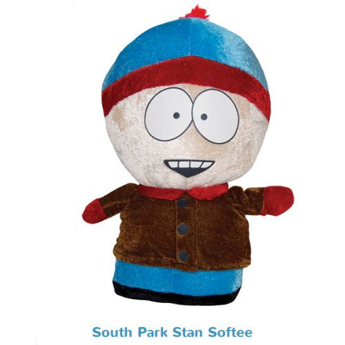 South Park Stan Softee Jumbo Plush - 48 ct