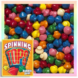 Spinning Tops Bubble Gum