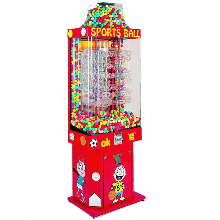 Sports Ball Gumball Machine