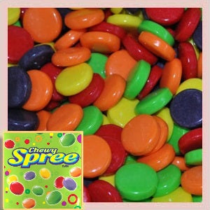 chewy spree candy