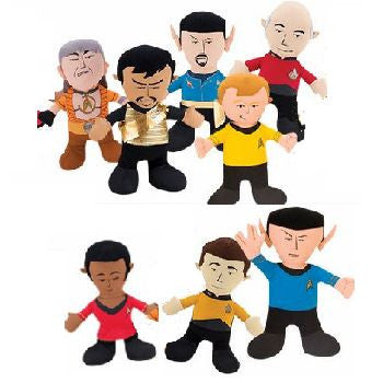 Star Trek Small Plush Mix - 120  ct
