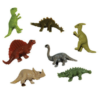 Stretchy Dinosaurs Bulk (100 per bag)