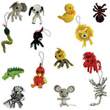 Animal String Dolls Bulk Toys