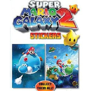 Mario Galaxy 2 Stickers