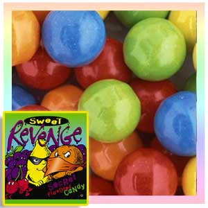 Sweet revenge secret candy