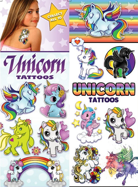 unicorn vending tattoos product detail