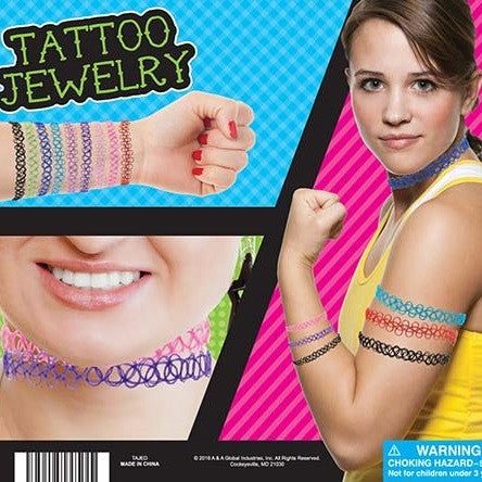 Tattoo Jewelry 2
