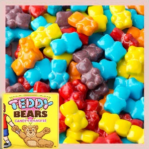 Teddy Bears Bulk Candy