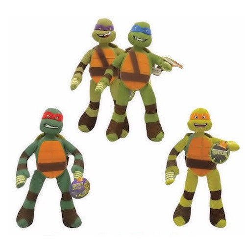 Teenage Mutant Ninja Turtles Jumbo Plush Mix - 48 ct