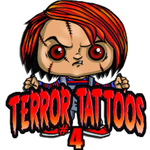 Terror Tattoos Series 4