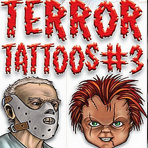 Terror Tattoos (Series 3)