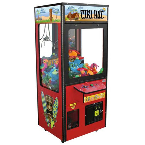 Tiki Hut Claw Machine