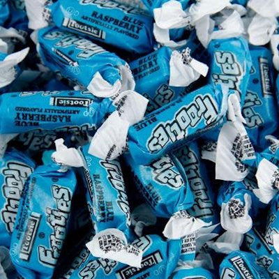 Frooties Tootsie Roll Candy - Blue Raspberry