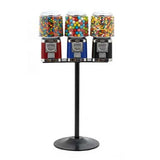 Top Line Triple Head Gumball Machine