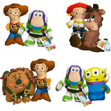 Toy Story 3 Medium Plush Mix - 48 ct