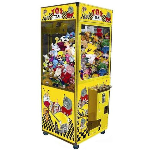 Toy Taxi Claw Machine
