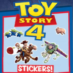 Toy Story 4 Stickers Product Image