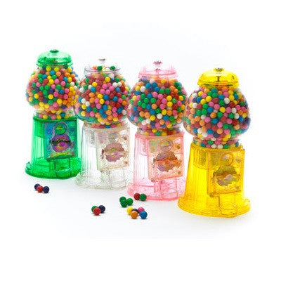 Transparent Candy & Gumball Machine