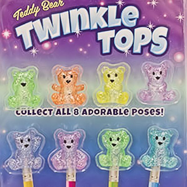 Twinkle Top Teddy Bears image